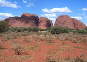 phote of Kata Tjuta